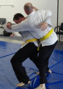 Judo Perth - Hip Throw