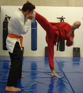 Karate Perth - High Kick