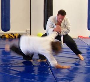 Jujitsu Perth - Arm bar