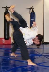 Judo Perth - Hip Throw2