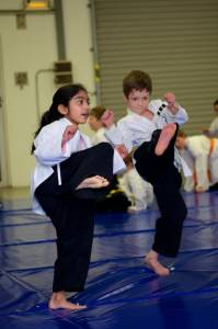 Kids Karate Perth - Kick