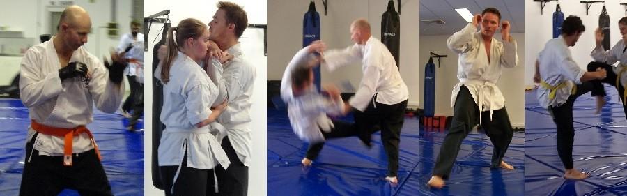 Self defense classes Perth