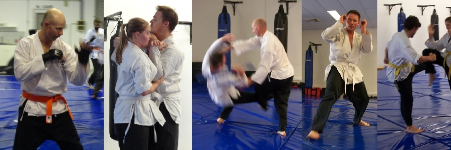 Self defense classes Perth